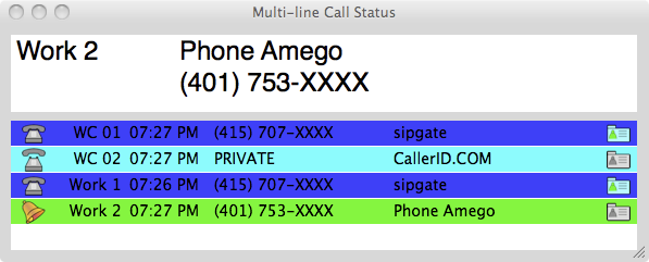 how to call someone with a different caller id